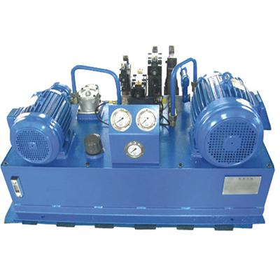 hydraulic-Lube-system